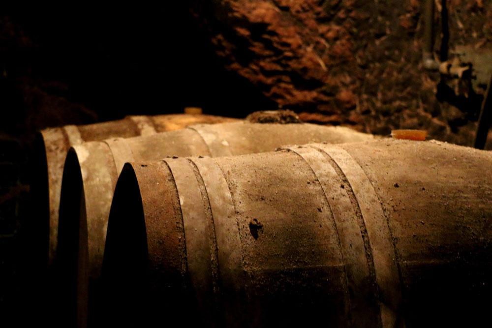 Domaine Des Hautes Vignes Winery