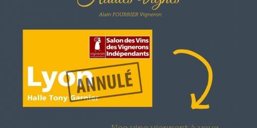Salon Lyon 2020 ... Take advantage of our special offer!
