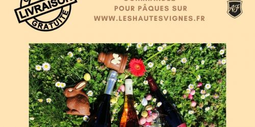 Loire Valley wines on your Easter table ... and not only!