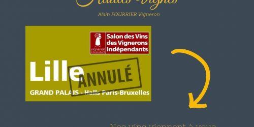Salon Lille 2020 Canceled