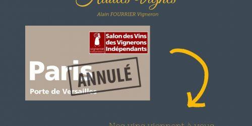 Salon Paris 2020 ... Visit our e-boutique