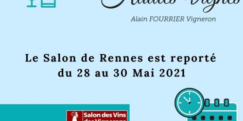 Rennes 2021 postponed ... take advantage of our offers!