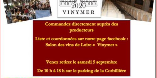 Drive Vinymer on September 5th 10 am-18pm