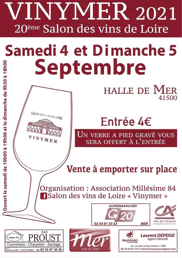 Salon Vins Loire Vinymer ... back!